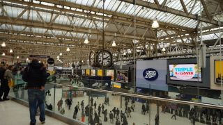 Waterloo駅